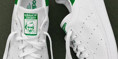 The Iconic adidas Stan Smith Sneakers Inspire High Fashion