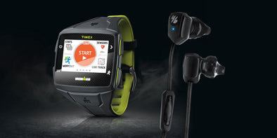 Timex IRONMAN One+ GPS & Yurbuds Leap Wireless Headphones: The Perfect Pair & Perfect Deal