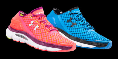 Under Armour Speedform Gemini: New Cushioning for the Most Dedicated Runners