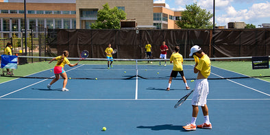 How Much Fun Can You Have at Tennis Camp?