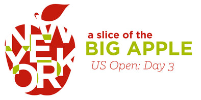 A Slice of the Big Apple: 2014 US Open Day 3