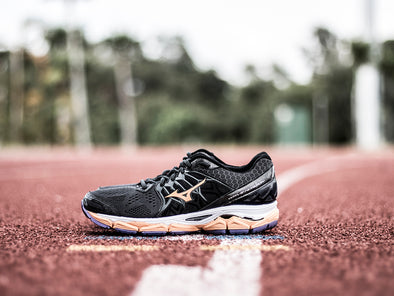 New Mizuno Wave Horizon: Stability, Cushion and CloudWave Technology