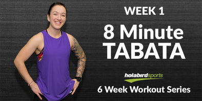 Week 1: At-Home Tabata Workout w/Cathy