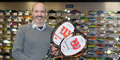 Wilson Makes the Perfect Tennis Racquet for YOUR Game