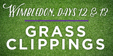 Wimbledon 2015: Grass Clippings Days 12 & 13