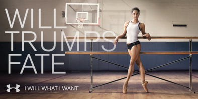 Under Armour's New Misty Copeland Campaign for Women
