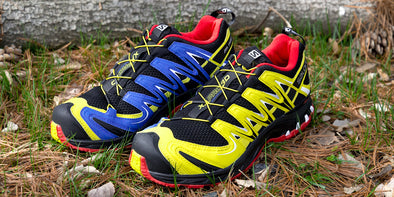 Salomon XA Pro 3D Review: Perfect for Running, Walking or Hiking