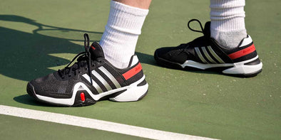 Video: adidas Barricade 8 Tennis Shoe Review