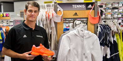 New adidas Tennis Shoes for Fast Players, Performance Athletes and Women