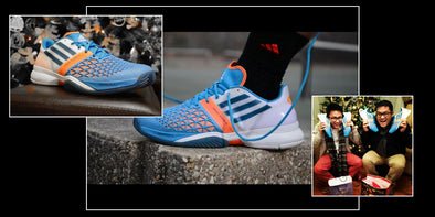 adidas adiZero ClimaCool Feather III Tennis Shoes Review