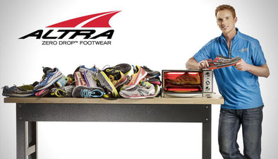 Founder of Altra Talks About the Reason Behind Foot-Shaped Shoes