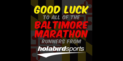 Baltimore Marathon Runners: Win a Pair of Running Shoes