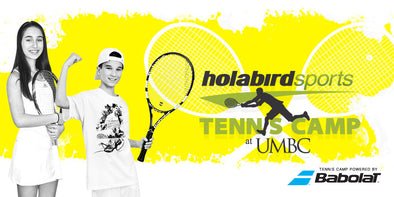 Holabird Sports Tennis Camp at UMBC powered by Babolat