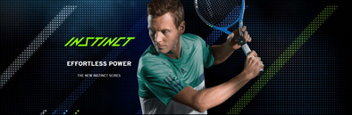 The New Head Graphene Touch Instinct ADAPTIVE: Effortless Power