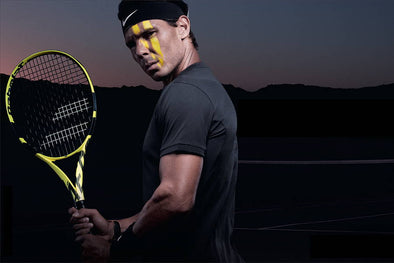 Take the 2019 Babolat Pure Aero for a Spin