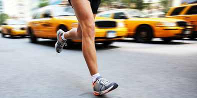 Safety Tips for Staying Visible while Running Alongside Traffic