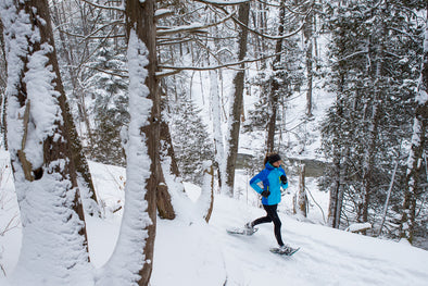 Snowshoeing: The Runner's Winter Workout