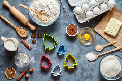 5 Healthy Christmas Cookie Recipes to Bake This Year