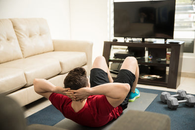 Workout Movie Games for When You're Snowed In