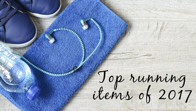 Top Running Items of 2017