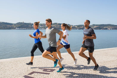 Enjoy a More Energized Run in Brooks Running Shoes!