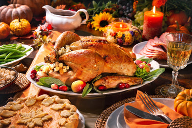 Simple Ways to Avoid Unwanted Thanksgiving Weight Gain