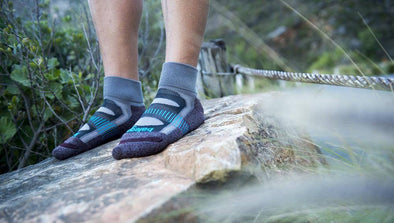 Socks That Keep Your Feet Cool in the Summer and Combat Blisters!