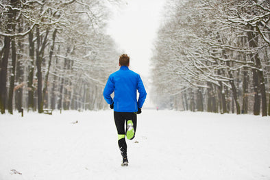 Preparation Is Key for Running in the Winter Months