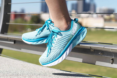 Hoka One One Arahi: Stability Shoe for Mild to Moderate Overpronators