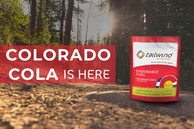 Get Flavorful Energy from Clean Ingredients with Tailwind Colorado Cola Endurance Fuel