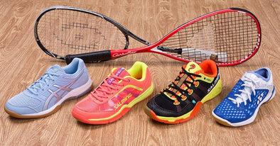 How to Choose the Right Squash Shoes