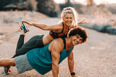 10 Benefits of Working Out with Your Significant Other