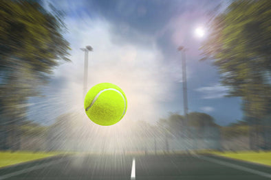 How Does Your Brain Respond to a Tennis Ball Moving over 100 MPH?
