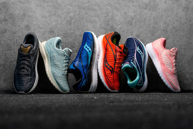 Saucony Kinvara 10 Running Shoes Preview