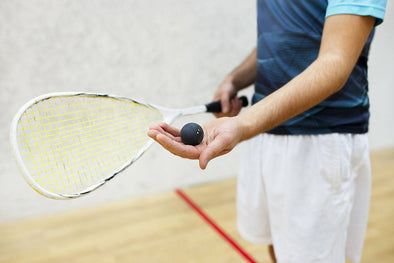 Choosing the Right Racquetball Racquet Using Your Swing Speed, Swing Weight & More