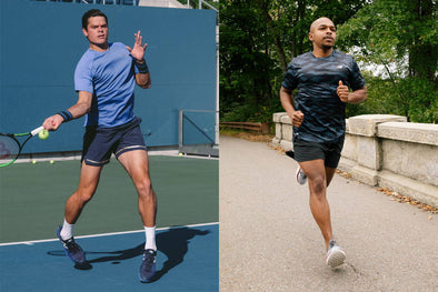 Running and Tennis Shoes: 3 Key Differences to Know