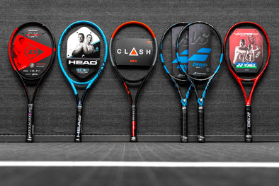 Introducing the Tennis.com Editor's Choice Racquets for 2019
