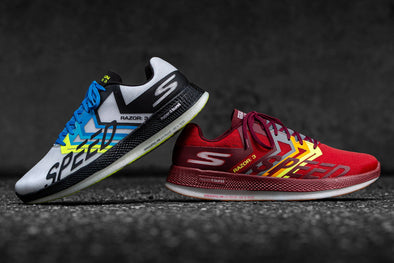 Now Available at Holabird Sports: Skechers Performance™ Running Shoes