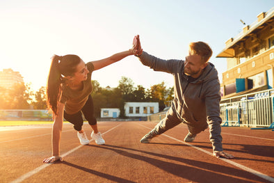10 Tips for Working Out with Your Significant Other