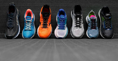 Wide Running Shoes for Men and Women