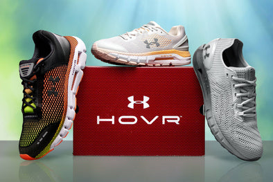 Under Armour HOVR Connected Series Running Shoes Let You Leave Your Phone at Home