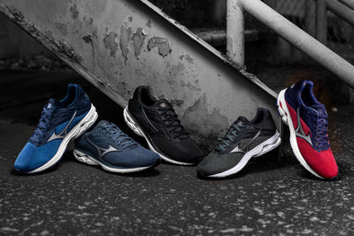 Mizuno Wave Rider 23 Running Shoes Preview