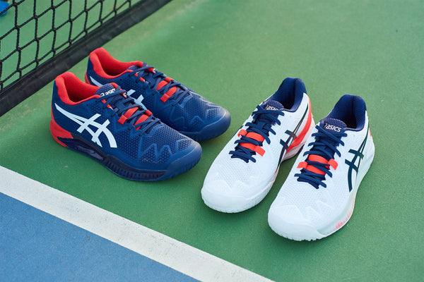Introducing ASICS GEL-Resolution 8 Tennis Shoes
