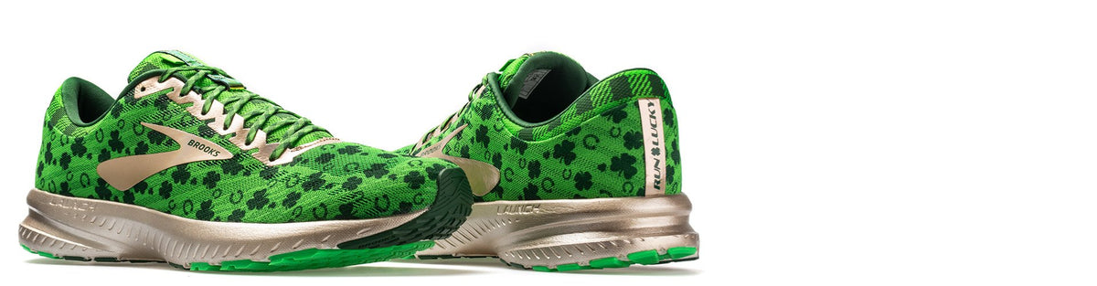 Brooks Launch 6 St. Paddy's Day 2019 Limited Edition