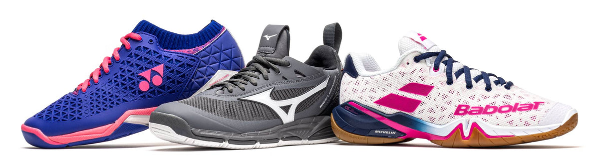 Women's Racquetball Shoes