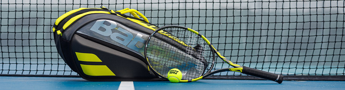babolat tennis racquets shoes and bags