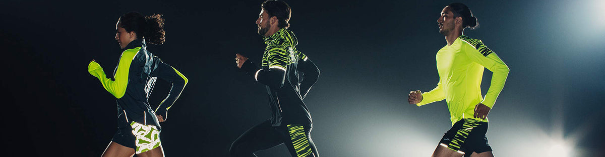 Brooks Nightlife and Reflective Running Gear