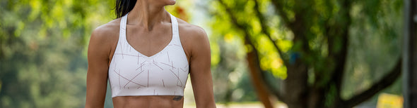 Brooks Run Bras: Drive Collection