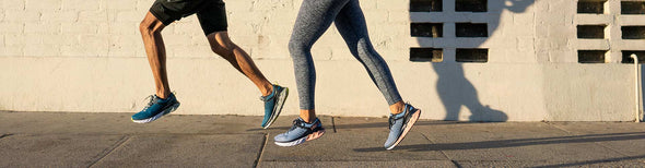 Reduced Running Shoes - December 2019