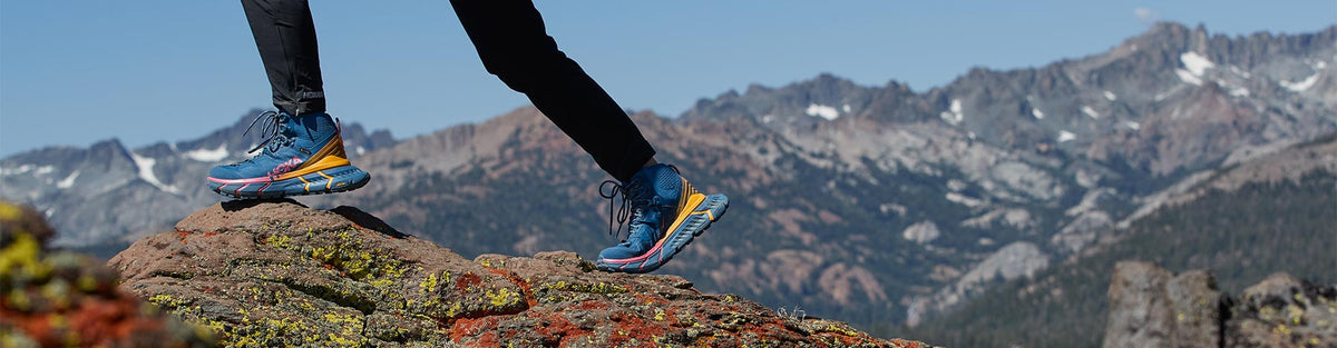 Hoka One One Hiking Shoes
